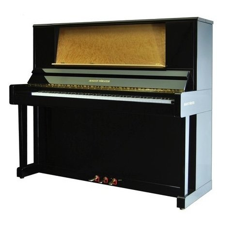 August Forster 134K Upright Piano