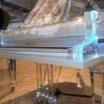 Bluthner Elegance lucid piano