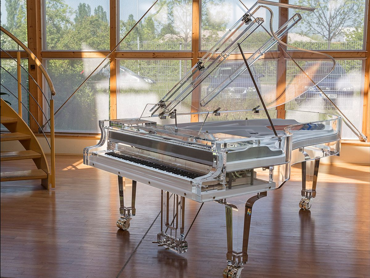 Bluthner Lucid iDyllic Excellence Grand Piano