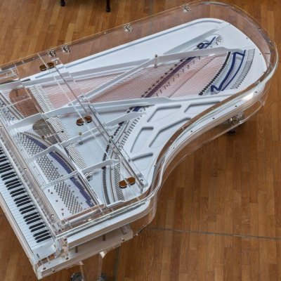 Bluthner iDyllic Excellence acrylic piano