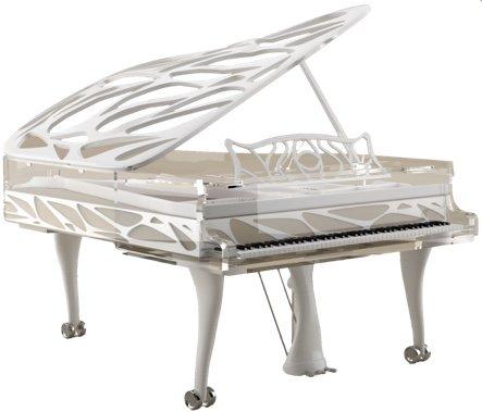 Bluthner Hive model made by Bluthner