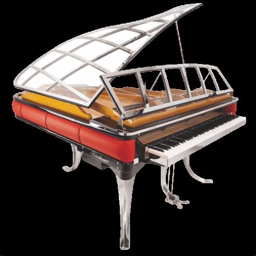 Fazioli F156 baby grand piano