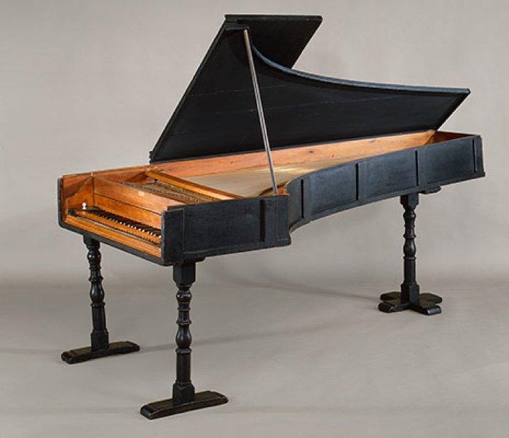 Cristofori pianoforte – Metropolitan Museum of Art