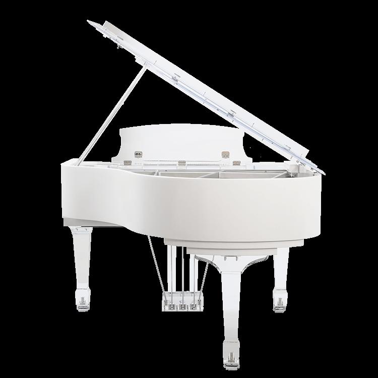 Acrylic baby piano