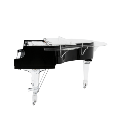 semi acrylic piano