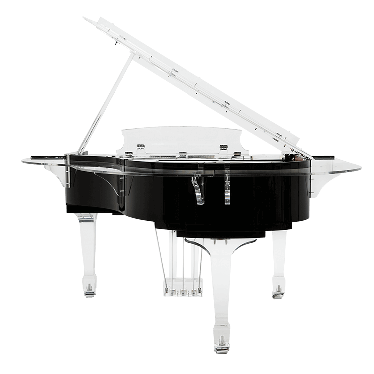 Aire clear piano by Euro Pianos