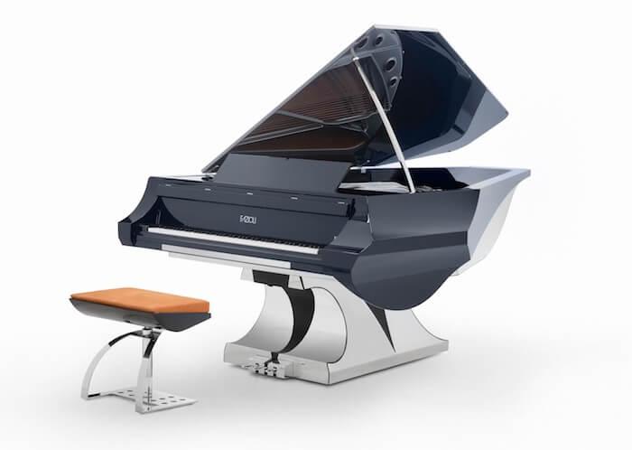 Fazioli Aria Modern piano by Fazioli