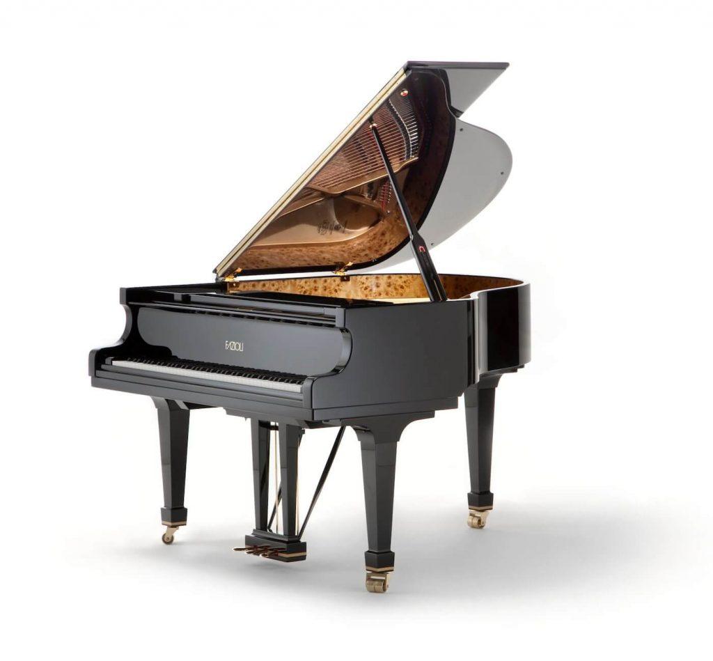 Comparing Fazioli Grand Pianos