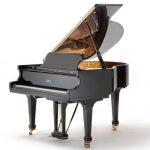 Fazioli F156 high end baby grand piano