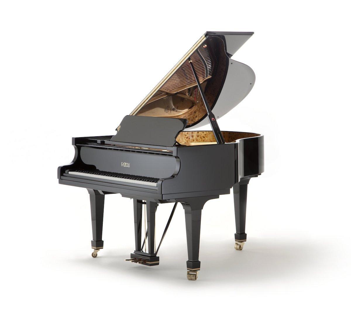 Fazioli best baby grand piano