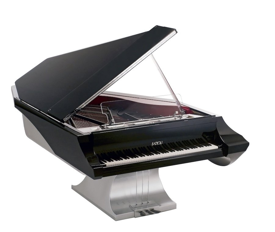 Fazioli M Liminal modern piano