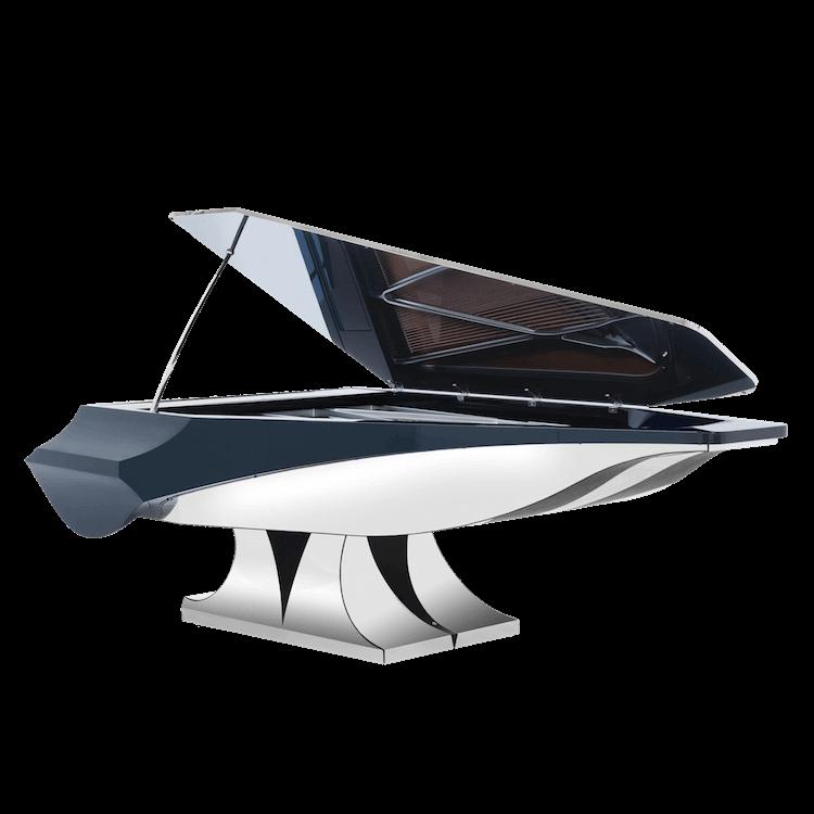 Fazioli spaceship piano