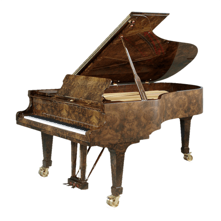 FAZIOLI California Walnut Piano