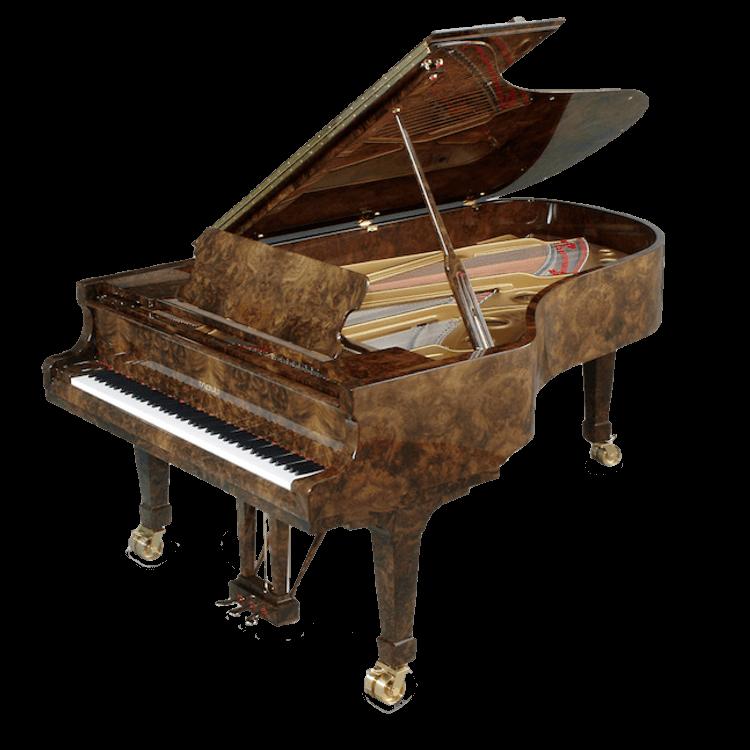 Fazioli Walnut piano