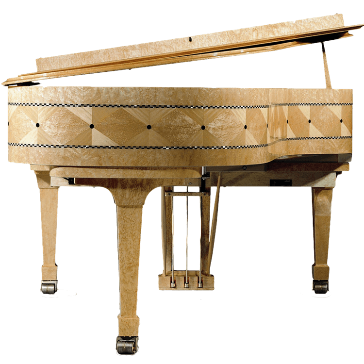 Fazioli Chiocciola grand piano