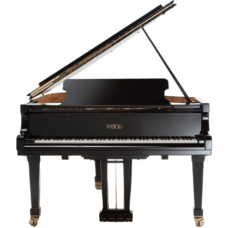 Fazioli f156 baby grand piano for sale prices euro pianos for Smallest baby grand piano dimensions