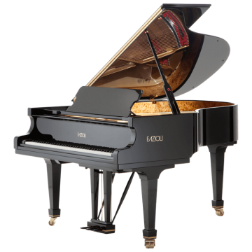Fazioli model F183 traditional grand piano
