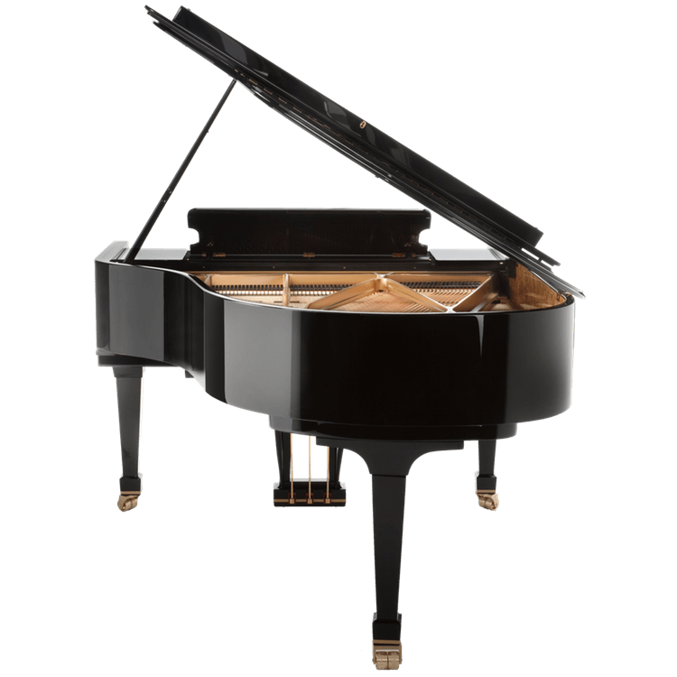 Fazioli F183 piano back