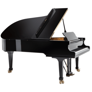 Fazioli F212 semi concert grand piano