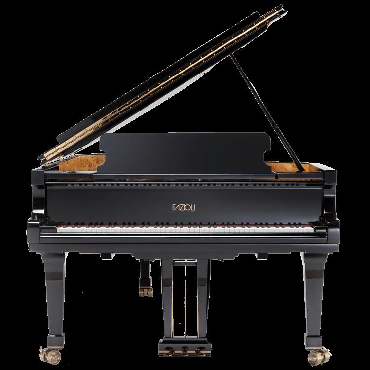 Fazioli F212 professional grand piano