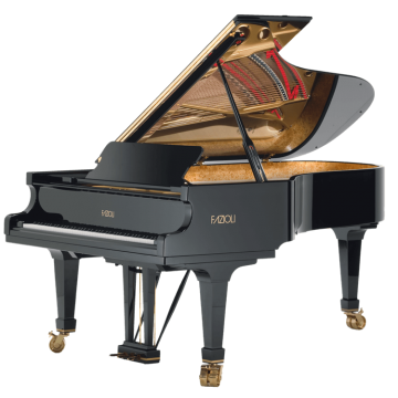 Fazioli model F228 semi concert grand piano