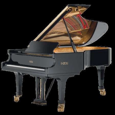 Fazioli model F228 semi concert grand piano