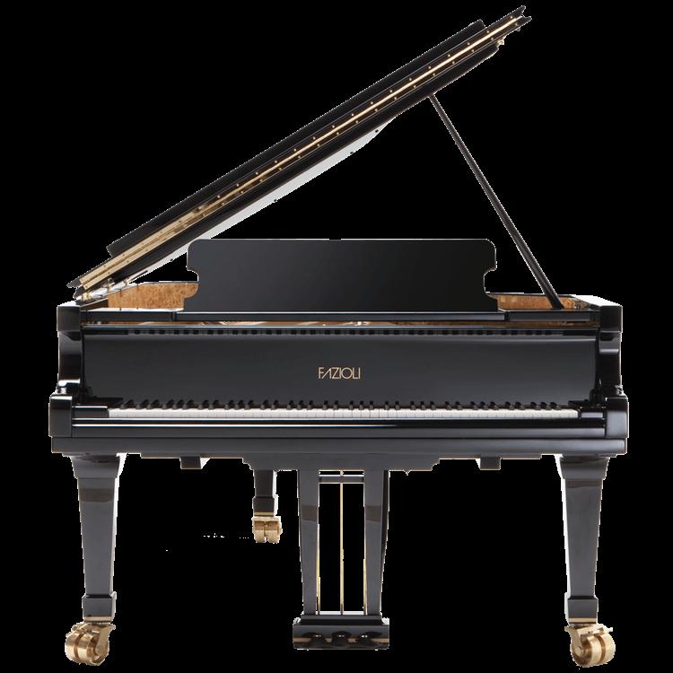 Fazioli F228 grand piano for large venues