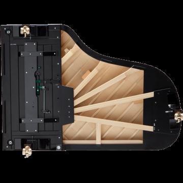 Fazioli F228 piano soundboard