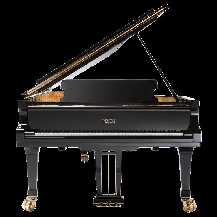 Fazioli F278 concert grand piano