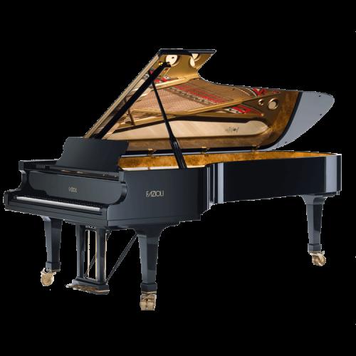Fazioli F308 Concert Grand Piano with 4th pedal