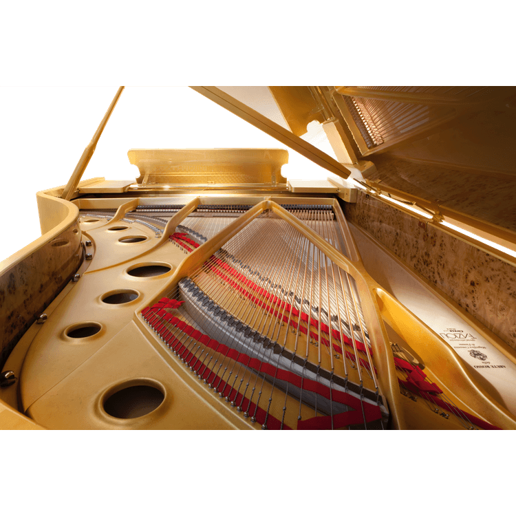 Fazioli Gold Leaf Piano