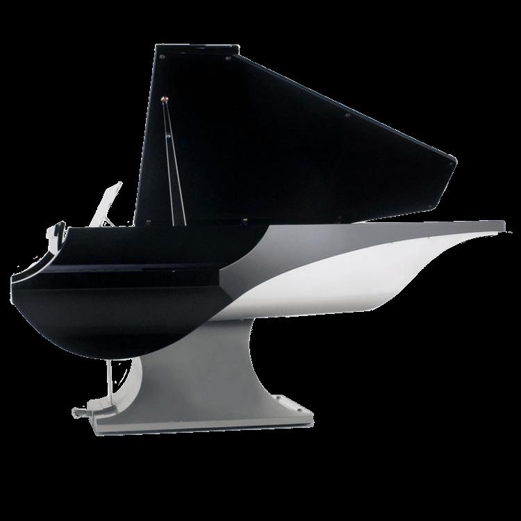 Fazioli model M Liminal grand piano