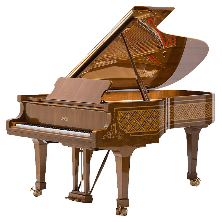 FAZIOLI Malachite Piano