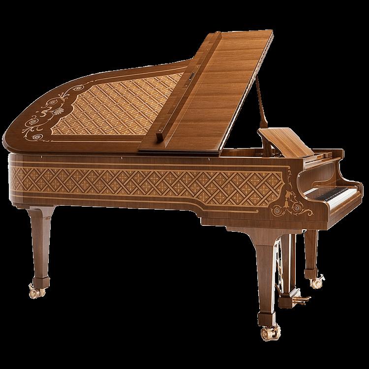 Fazioli Malachite grand piano