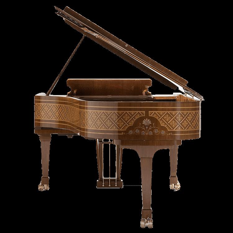 Fazioli Malachite Grand Piano Euro Pianos