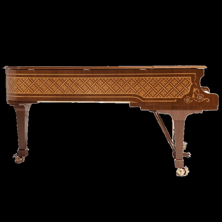 Fazioli Malachite designer piano