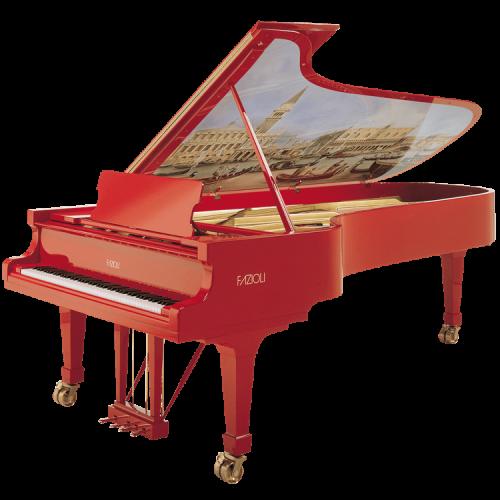 Fazioli Marco Polo Grand Piano