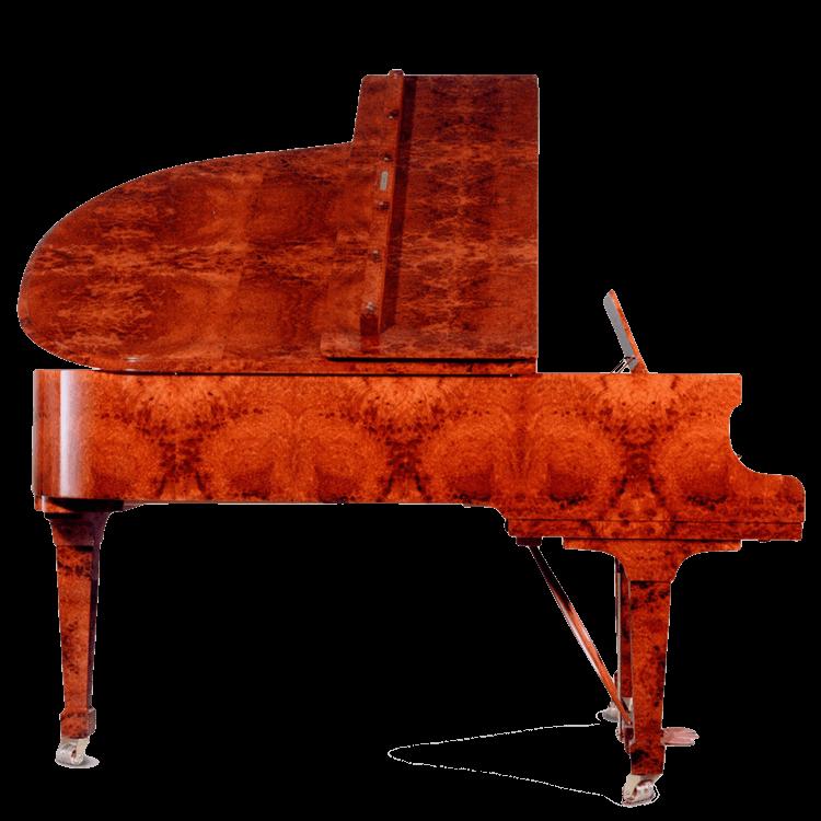 Fazioli Model Amboina wood piano