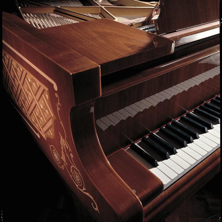 Fazioli Model Brunei piano