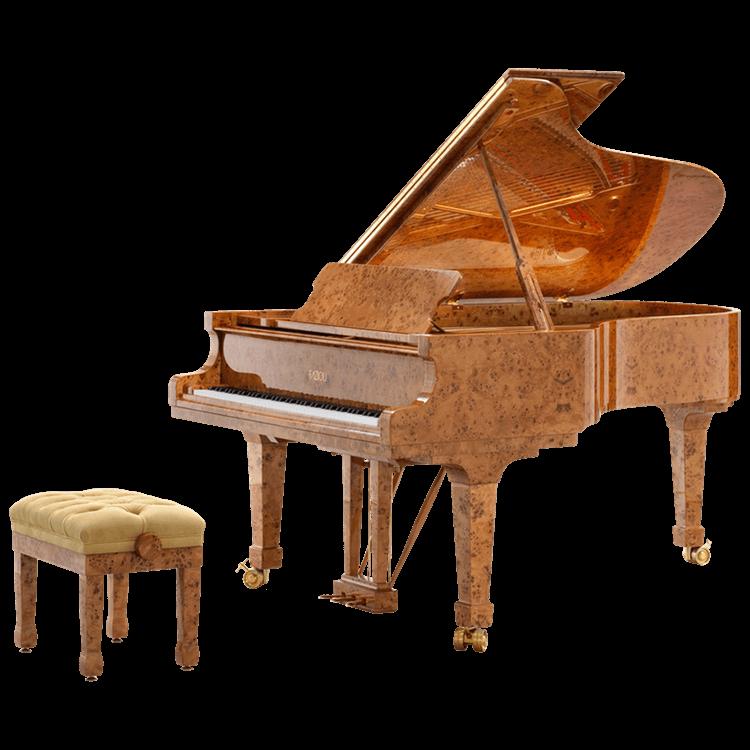 FAZIOLI Poplar Brier Piano