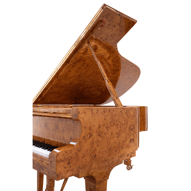 Fazioli Poplar Brier piano