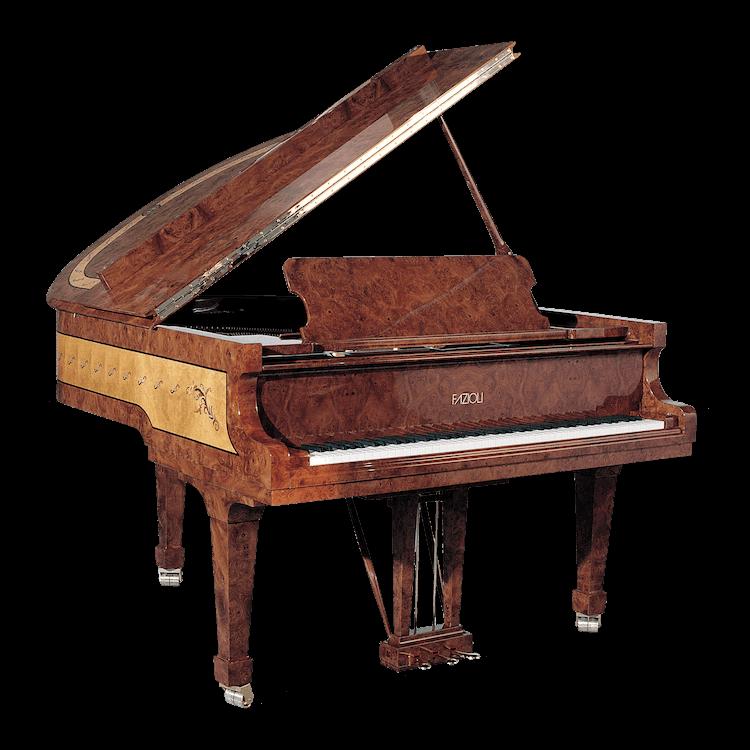 Fazioli model Royal piano