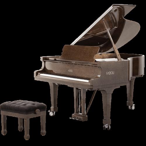 Fazioli Tamo Burl grand piano