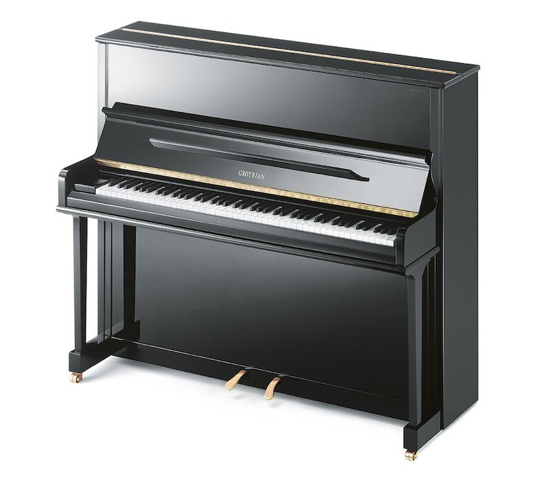 Grotian Upright piano