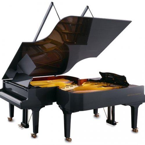 Grotrian Duo piano