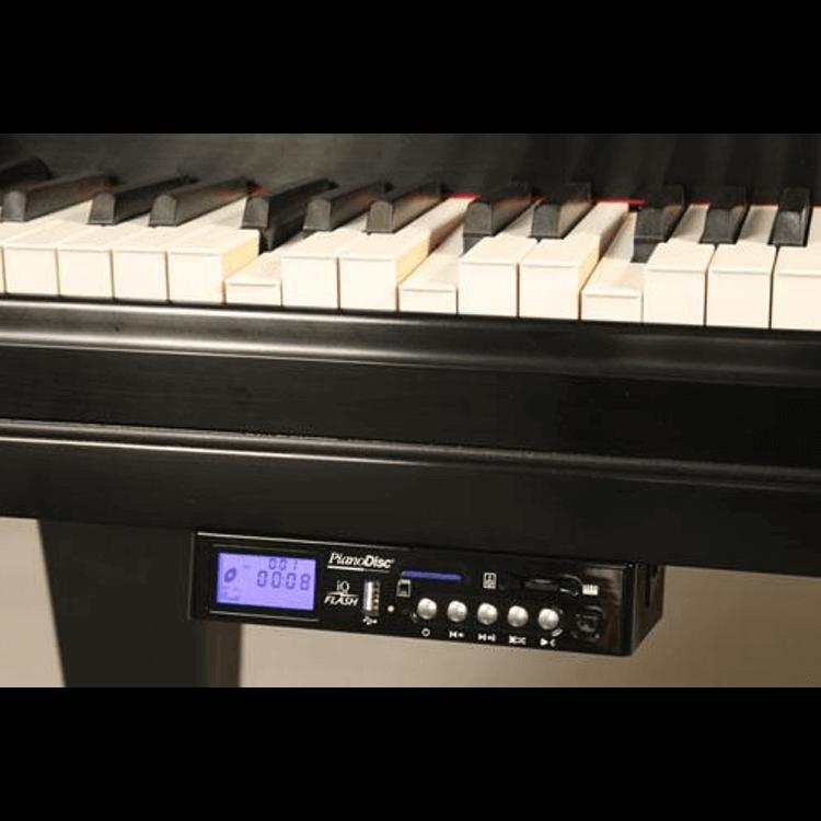 Pianodisc controll panel