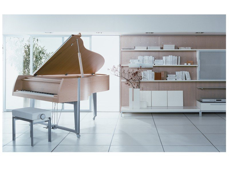 modern sauter piano