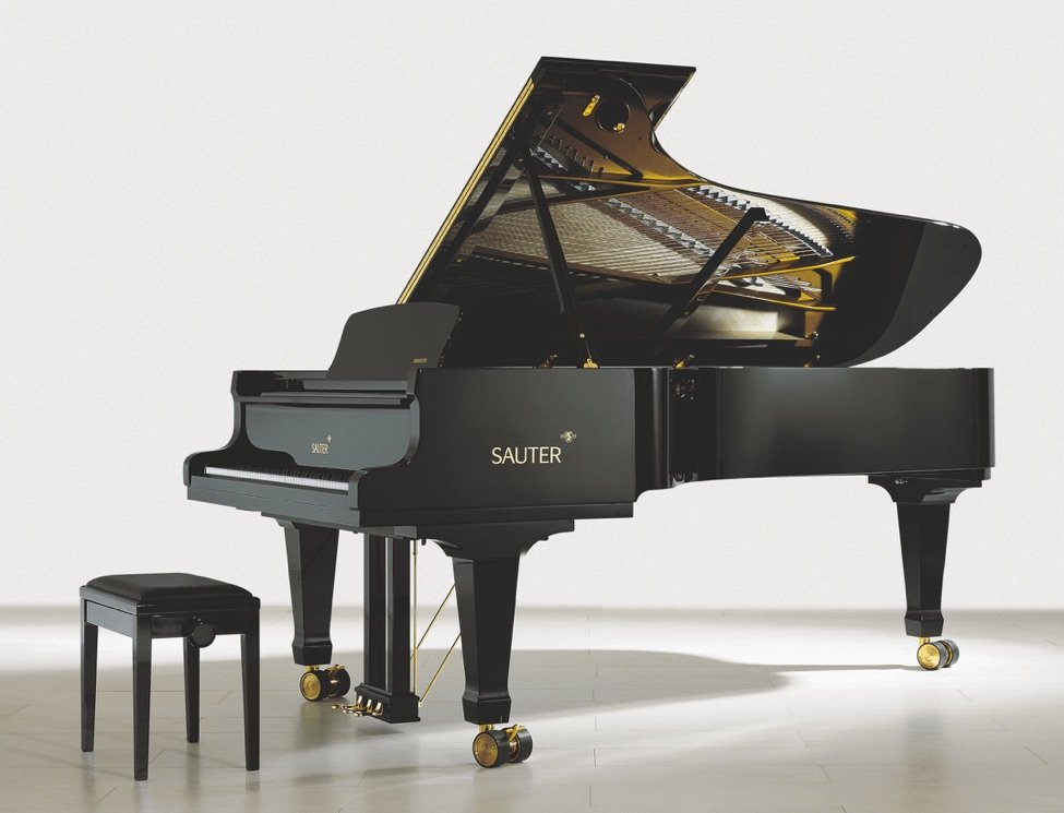 Sauter Luxury grand Piano
