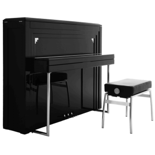 Sauter model Artes upright piano