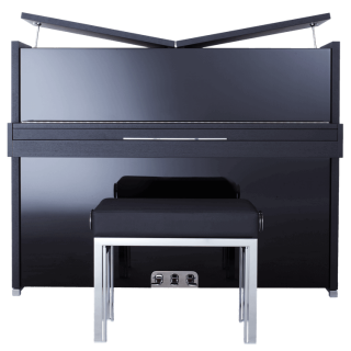 Sauter contemporary upright piano
